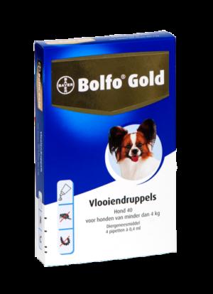 Bolfo Gold Vlooiendruppels
