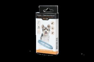 Vlooien- en tekenband voor honden - (lengte) 35cm - 60cm
